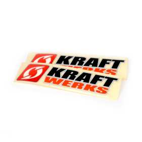 12 in. Large KraftWerks Decal