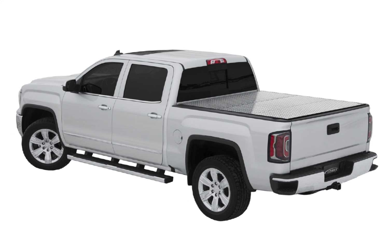 Lomax Professional Series Tonneau Cover Truck Alterations