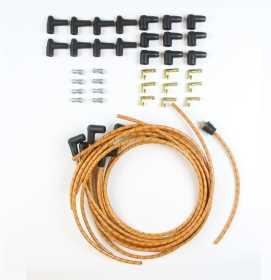 Retro Spark Plug Wire Set