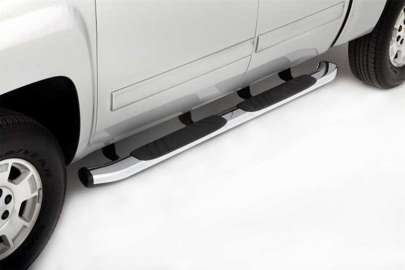 5 Inch Oval Bent Nerf Bar 228580