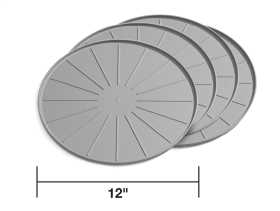 Round Coaster Set 8A12CSTGR