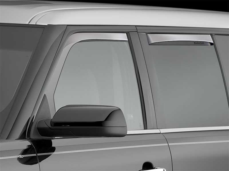 Side Window Deflector 72484