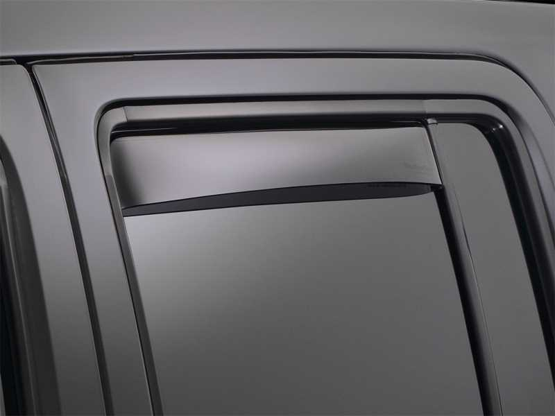 Side Window Deflector 81123