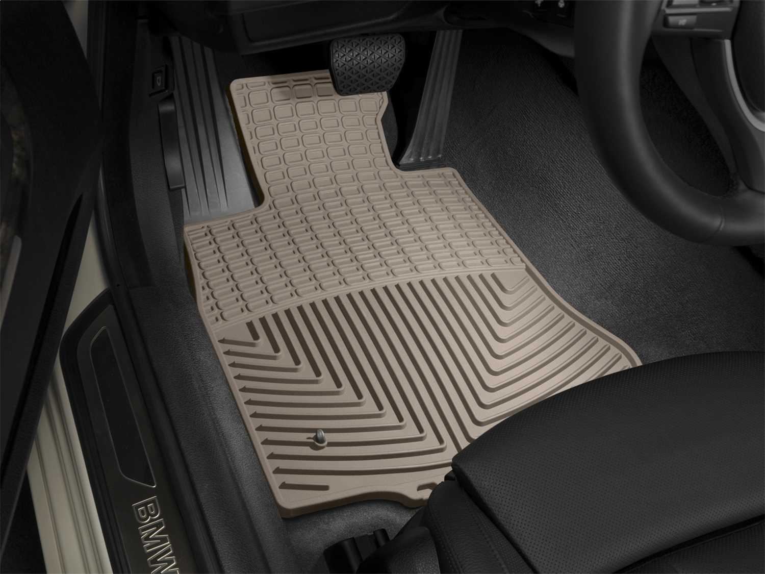 W400TN-W401TN WeatherTech All Weather Floor Mats