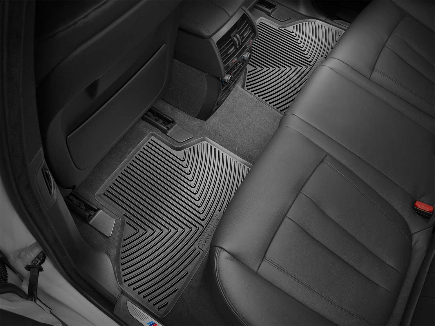 W326 WeatherTech All Weather Floor Mats