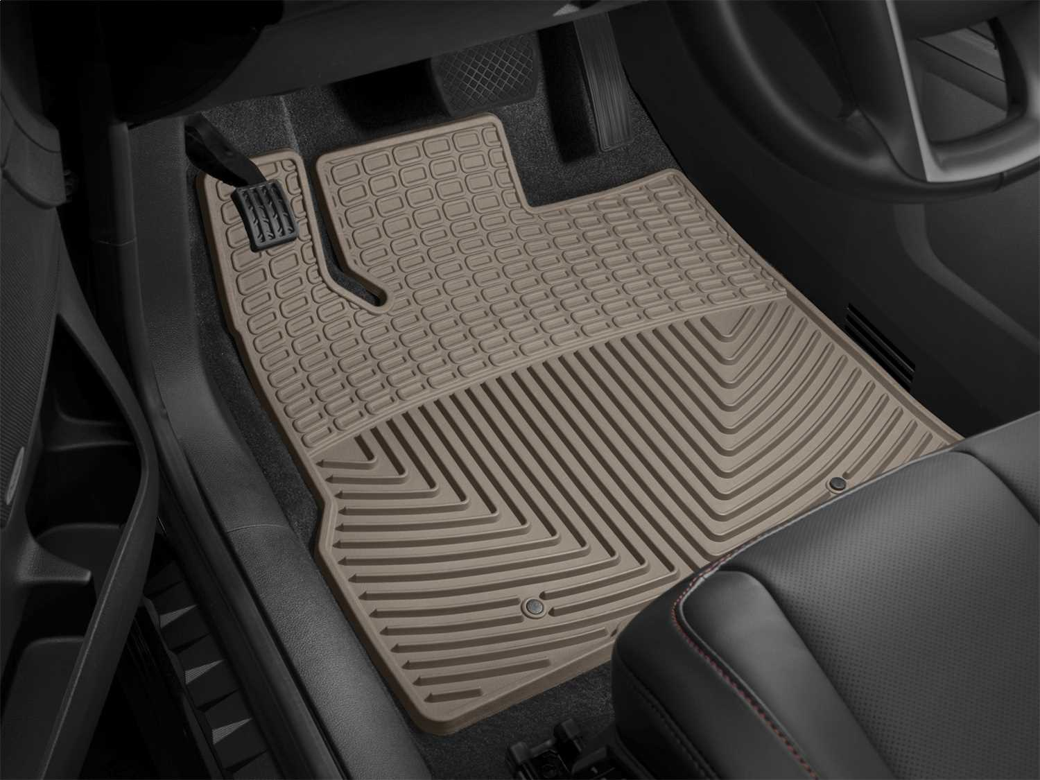 W378TN WeatherTech All Weather Floor Mats