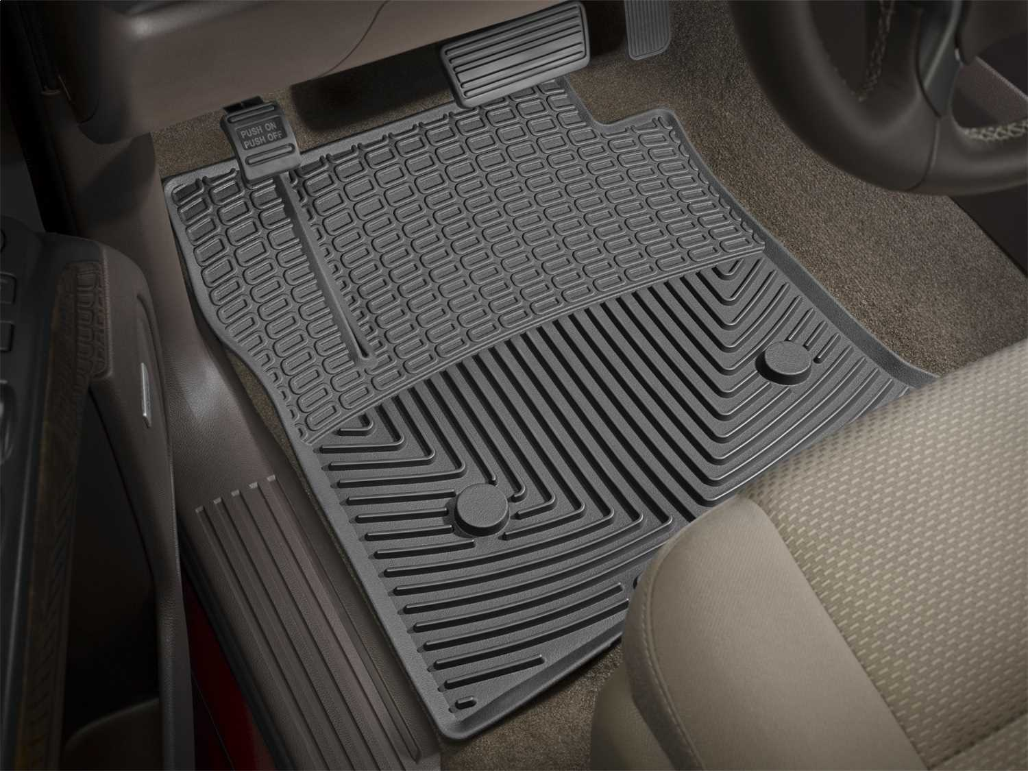 W403-W231 WeatherTech All Weather Floor Mats