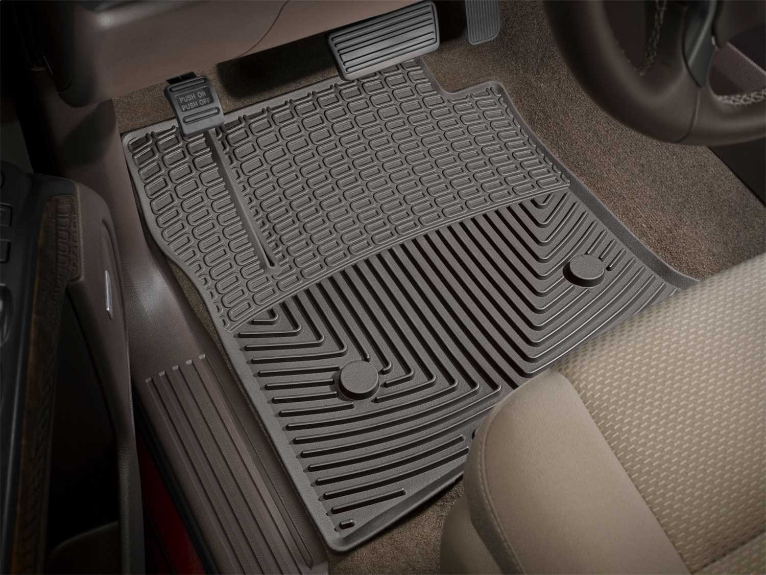 WTCC965140 WeatherTech All Weather Floor Mats