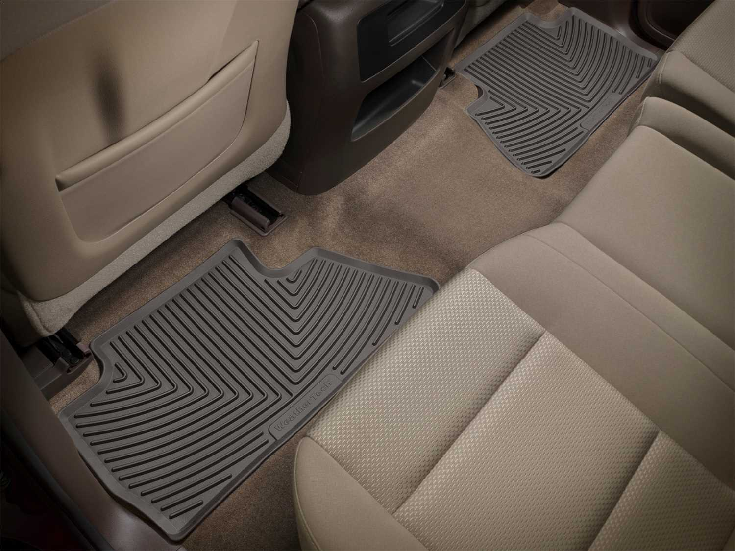 Wtcb000247 Weathertech All Weather Floor Mats Truck Accessory