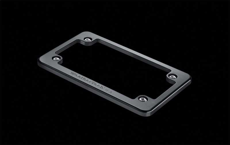 Billet License Plate Frame 8ALPF1