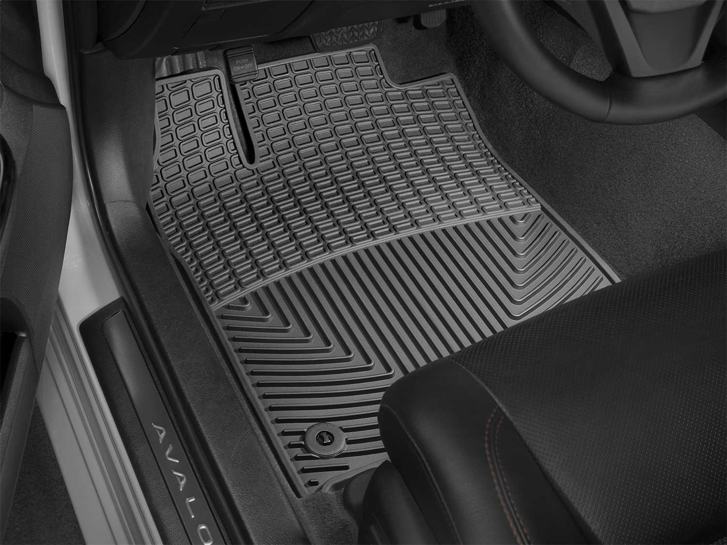 W312 WeatherTech All Weather Floor Mats