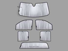 WeatherTech SunShade Full Vehicle Kit