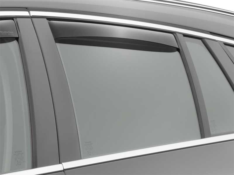 Side Window Deflector 83579