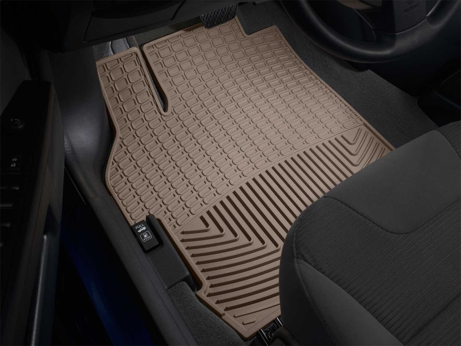 W19TN-W207TN WeatherTech All Weather Floor Mats