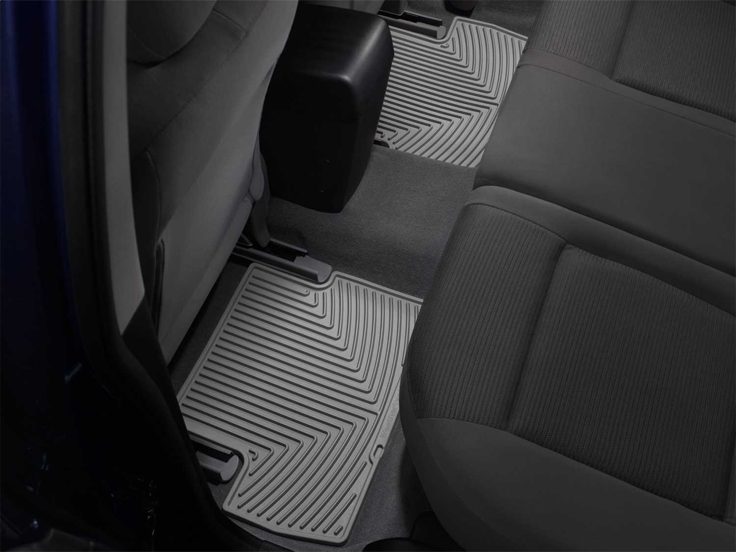 W117GR WeatherTech All Weather Floor Mats