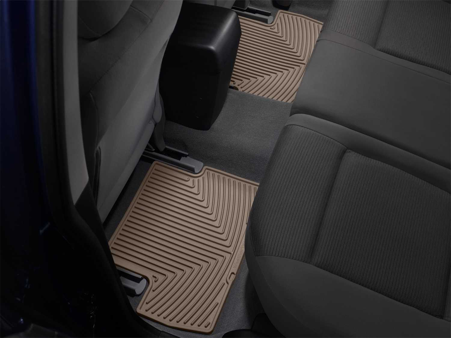 WTCT076140 WeatherTech All Weather Floor Mats