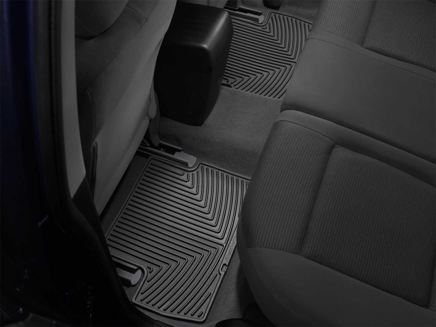 W61-W50 WeatherTech All Weather Floor Mats