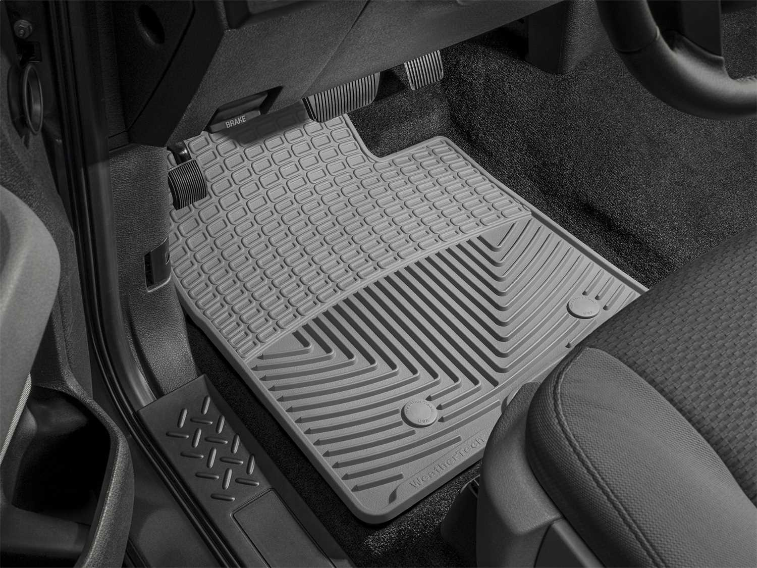 W19GR-W206GR WeatherTech All Weather Floor Mats