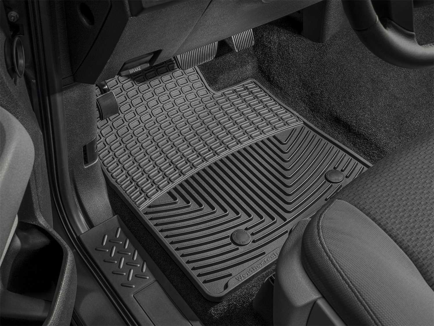 WTCB086121 WeatherTech All Weather Floor Mats