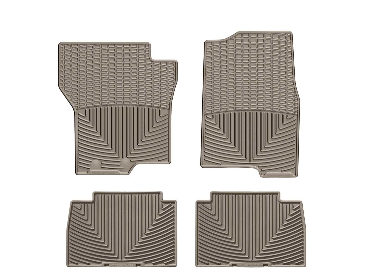 W429TN-W432TN WeatherTech All Weather Floor Mats