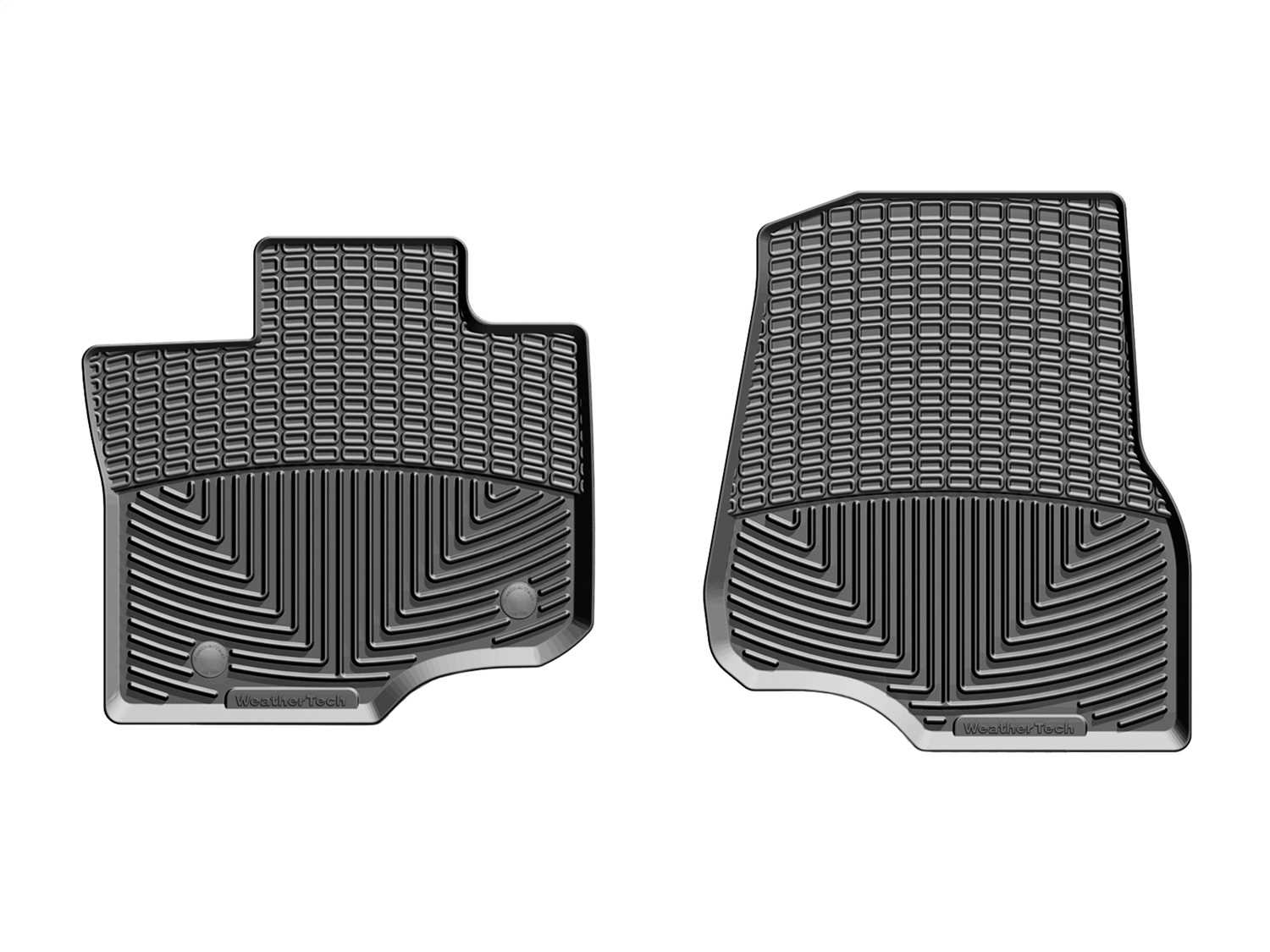 W345 WeatherTech All Weather Floor Mats