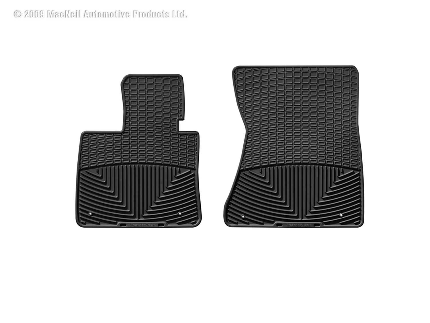 W74 WeatherTech All Weather Floor Mats