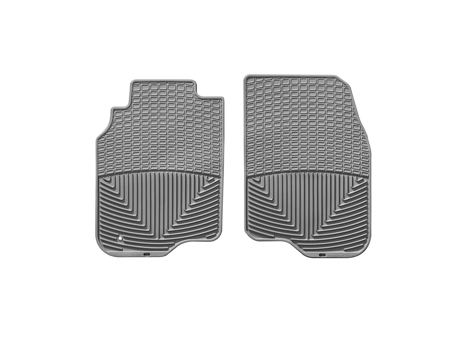 W89GR WeatherTech All Weather Floor Mats
