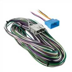 Audio Amplifier Wiring Harness