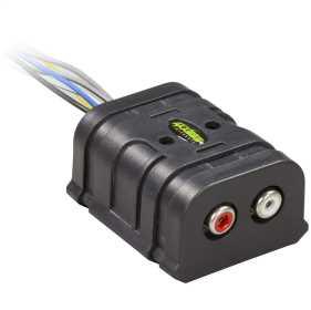 2-Channel Line Output Converter