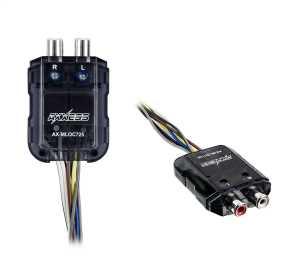 Line Output Converter AX-MLOC725