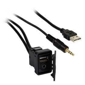 USB PLUS 3.5 mm Cable