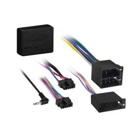 Custom Fit Accessory And NAV Output CAN Interface