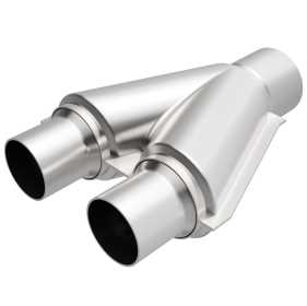 Stainless Steel Y-Pipe