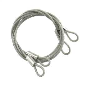Replacement Wire Lanyard Cables