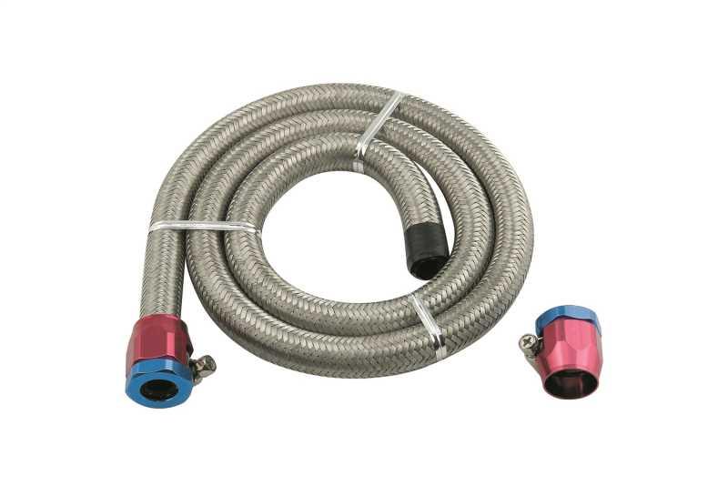 Steel Braided Fuel Line Kit 1526