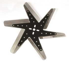 Stainless Steel Flex Fan