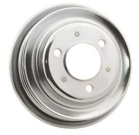 Chrome Plated Steel Crankshaft Pulley