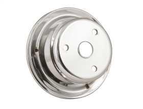 Chrome Plated Steel Crankshaft Pulley 4976