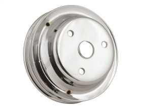 Chrome Plated Steel Crankshaft Pulley 4977