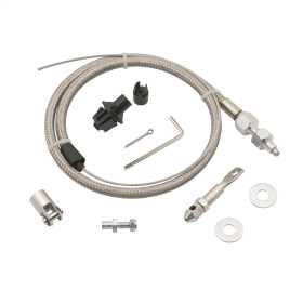 Steel Braided Throttle Cable Kit