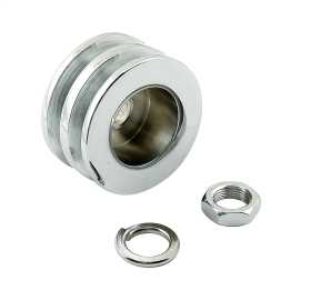 Chrome Plated Alternator Pulley