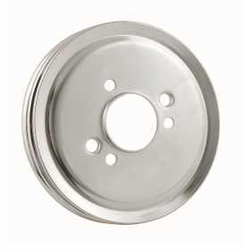 Chrome Plated Steel Crankshaft Pulley 8824MRG