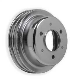 Chrome Plated Steel Crankshaft Pulley 8830MRG