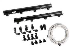 MSD Atomic EFI Billet Fuel Rail Kit