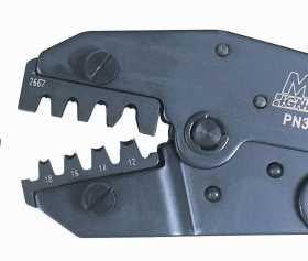Deutch Connector Crimp Jaws