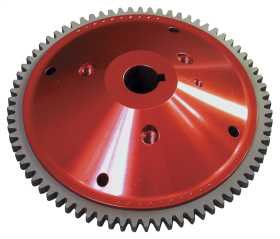 Multi-Channel Total Loss Clutch Flywheel