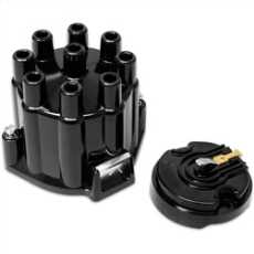 Distributor Cap and Rotor