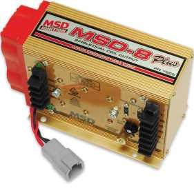 MSD 8-Plus Ignition Control