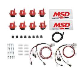 MSD Smart Coil Big Wire Kit