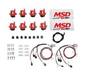 MSD Smart Coil Big Wire Kit
